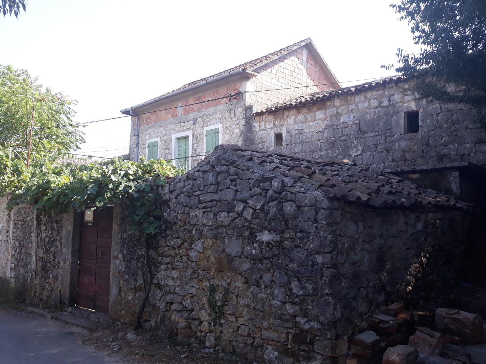 Kuća stara kamena Tivat Radovići